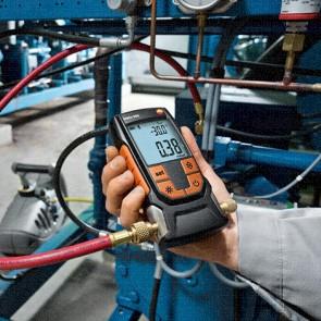 Testo 552 Digital Manifold Gauges HVAC (Bluetooth)