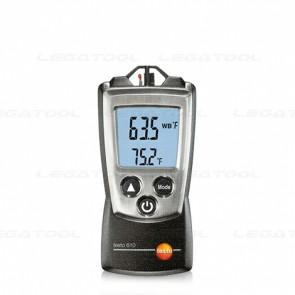 Testo-610 เครื่องวัดความชื้นสัมพัทธ์ (Humidity measurement)