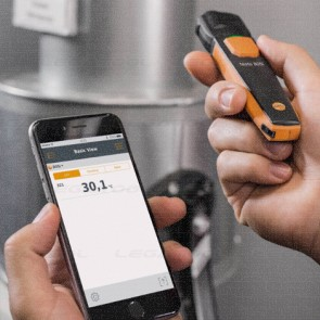 Testo-805i IR thermometer (Wireless Probes)
