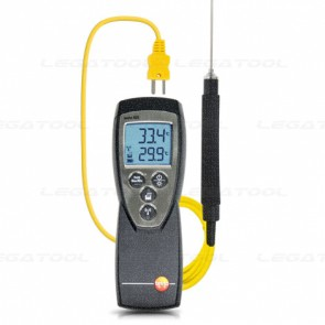 Testo-925 Type K Thermometer (Digital Thermometer)