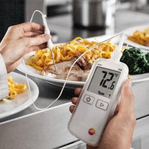 Testo 108 Series Waterproof Digital Food Thermometer