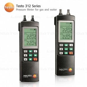Testo 312 Series เครื่องวัดแรงดันดิจิตอล