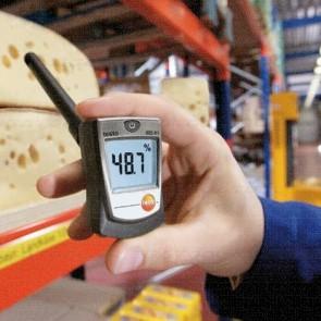 Testo-605-H1 Mini Thermohygrometer