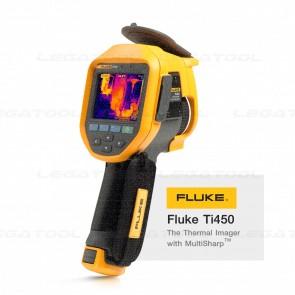 Rental Fluke Ti450 Thermal Imager Infrared Camera