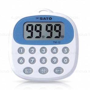 SK Sato TM-12 Timer