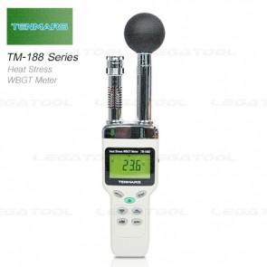 Tenmars TM-188 Series เครื่องวัดค่าดัชนีความร้อนแบบดิจิตอล