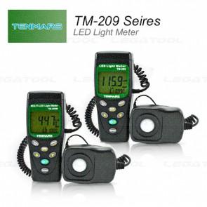Tenmars TM-209 Series เครื่องวัดแสง LED