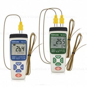 Tenmars TM-300N Series Digital Thermometer Type K