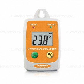 Tenmars TM-306U Temperature Data Logger | IP65