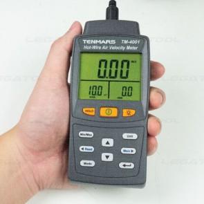 Tenmars TM-4001 Hot Wire Anemometer and Air Flow Meter