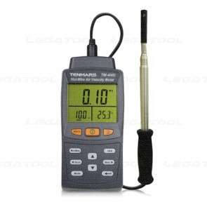 Tenmars TM-4000 Series Hot Wire Anemometer Series