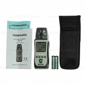 Tenmars TM-740 Anemometer Pocket Size