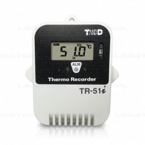 TR-51i เครื่องบันทึกอุณหภูมิ (Internal Sensor) (Digital Thermometer)