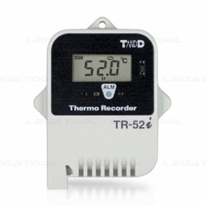 TR-52i Thermo Recorder with External Sensor