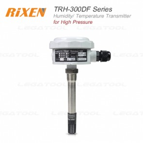 "Rixen TRH-300DF Series Temperature Transmitter (with 1/2"" NPT male connection)"