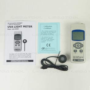 Lutron UVA-365SD UVA Meter-SD Card Data Logger