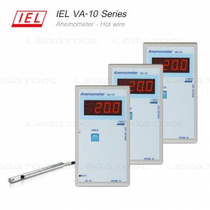 IEL VA-10 Series เครื่องวัดความเร็วลม