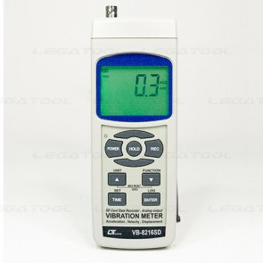 Lutron VB-8216SD Vibration Meter | SD Card