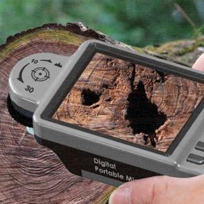 Vitiny VT300Plus-Grey Digital Portable Microscope