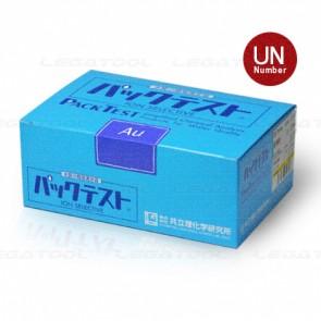 Kyoritsu Packtest WAK-Au ชุดทดสอบค่า Gold ion (AuCl4-)
