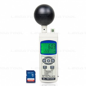 Lutron WBGT-2010SD WBGT Meter - SD Card Data Logger