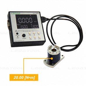 CEDAR WDIS-IPS20C Higher torque tester management