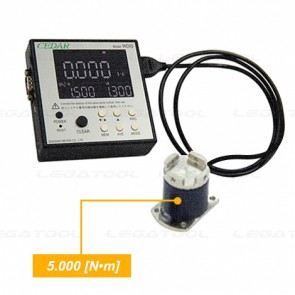 CEDAR WDIS-IPS5C Higher torque tester management