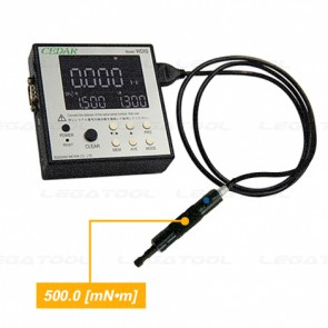 CEDAR WDIS-RL05 Higher torque tester management