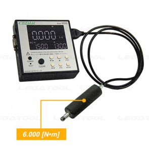CEDAR WDIS-RL6 Higher torque tester management