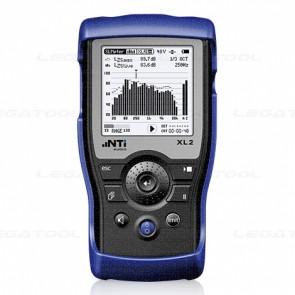 XL2 Audio and Acoustic Analyzer