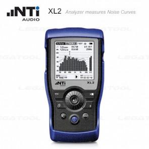 NTi XL2 เครื่องวิเคราะห์เสียงและไมโครโฟน (Audio and Acoustic Analyzer) (Sound Level meter)