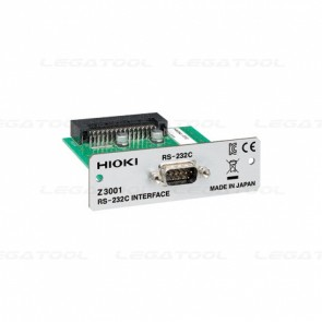 Hioki Z3001 RS-232C Interface