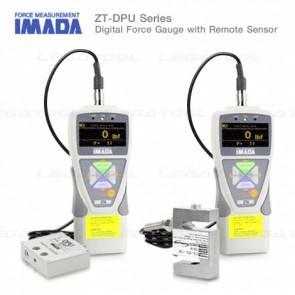 IMADA ZT-DPU Series เครื่องวัดแรงดึง/แรงผลัก พร้อมเซนเซอร์แบบรีโมท