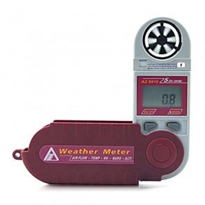 AZ-8910 เครื่องวัดความเร็วลม