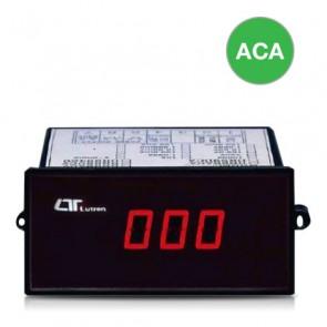 Lutron DR-99ACA หน้าจอแสดงผลดิจิตอล AC current | 4-20 mA