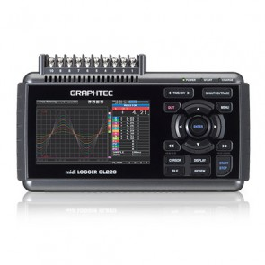 Graphtec GL-220 Multi-Channel Logger