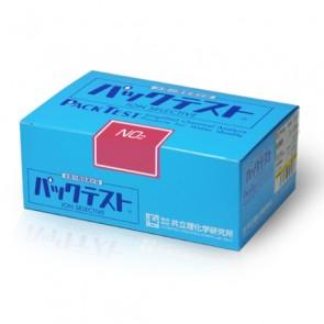 Kyoritsu Packtest WAK-NO2 ชุดทดสอบคุณภาพน้ำค่า Nitrite & Nitrite-Nitrogen