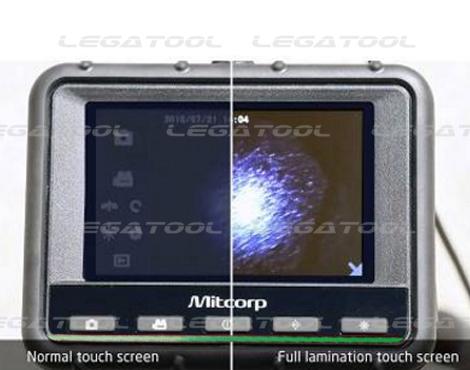 หน้าจอ Full Laminate Touch Screen เพื่อภาพคมชัดยิ่งขึ้น