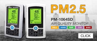PM2.5 Air Quality Monitor