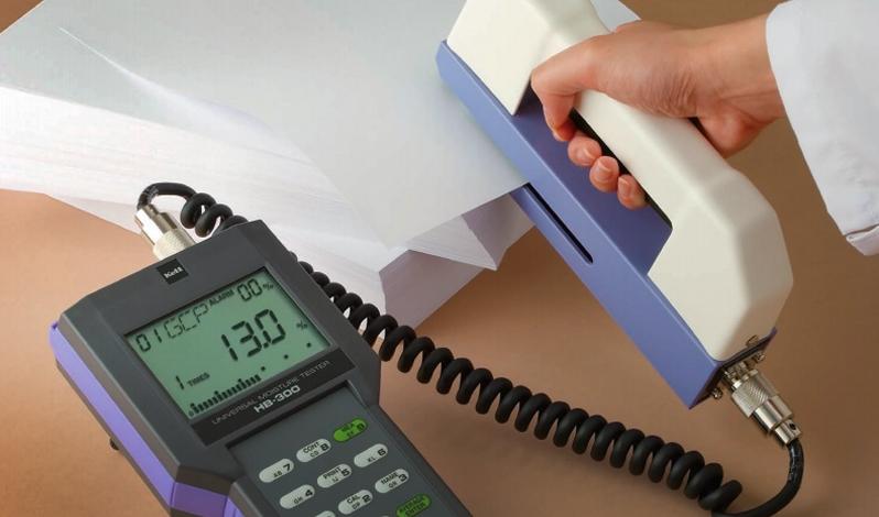 เครื่องวัดความชื้นกระดาษ
