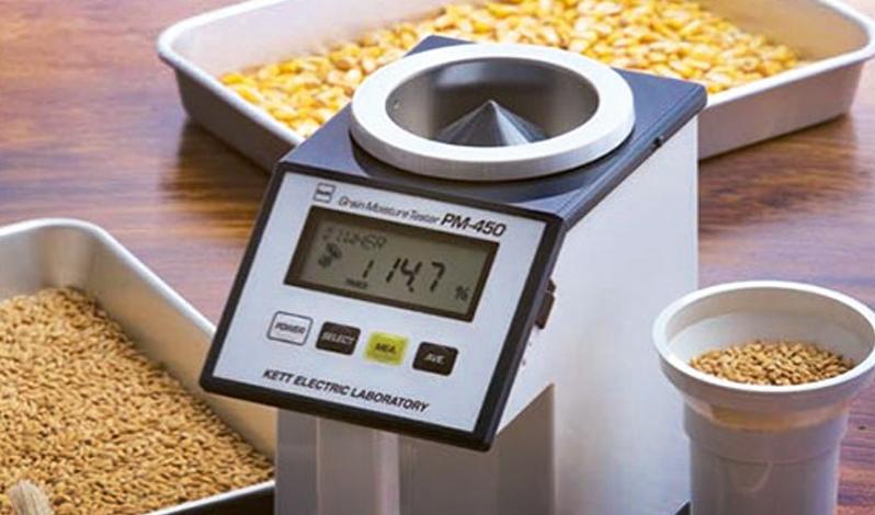 เครื่องวัดความชื้นข้าว | ธัญพืช | ผงแป้ง