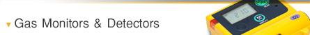 Gas Monitors & Detectors