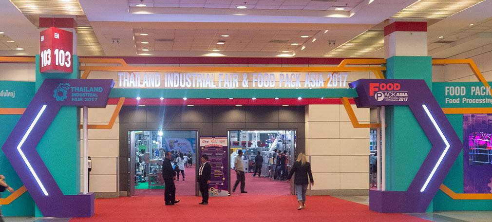 Thailand Industrial Fair 2017