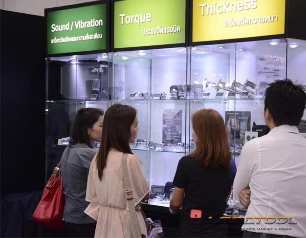 Thailand Industrial Fair 2015