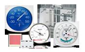 ไฮโกรมิเตอร์อนาล็อก | เครื่องวัดอุณหภูมิและความชื้นอนาล็อก