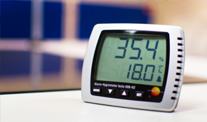 Desktop Thermohygrometer