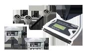 Install type hygrometers