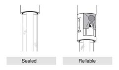 เลือกอิเล็คโทรดแบบ Sealed หรือ Refillable pH