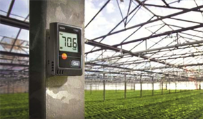 Thermo Hygro Data Logger