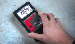 Concrete Mortar Moisture Meters